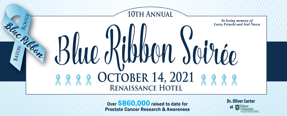 10th Annual Blue Ribbon Soiree
